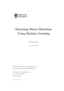 Thesis about worms