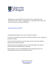Anti cancer phd thesis